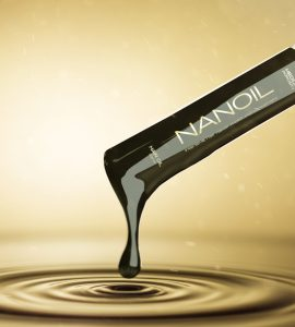 Volume at your behest with Nanoil for low porosity hair